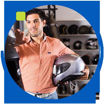 Control de Inventario inteligente para almacén de repuestos