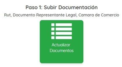 Paso Subir Documentación Aprobado