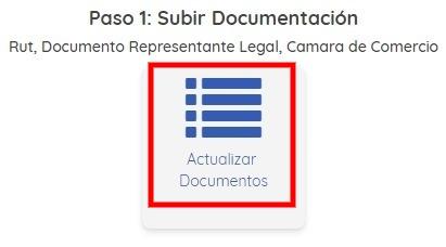 Botón Subir Documentación