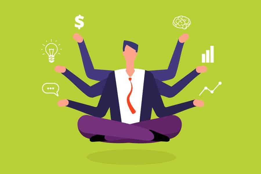 Aprende a delegar tareas para que nuestro trabajo sea más eficiente